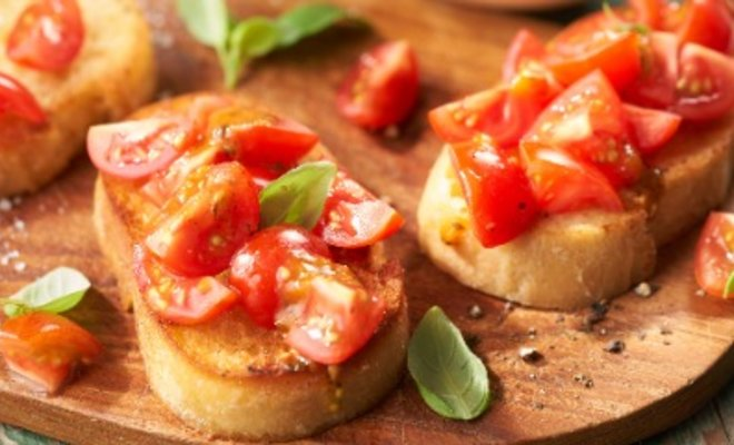 Develey Pasten Fix Würzpaste Bruschetta