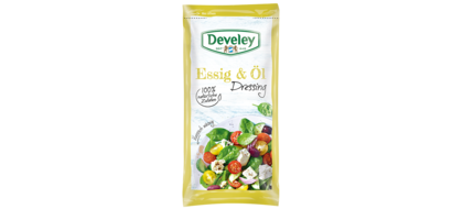 Develey Essig & Öl Dressing (14er Pack)