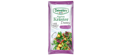 Develey Gartenkräuter Dressing laktosefrei (14er Pack)