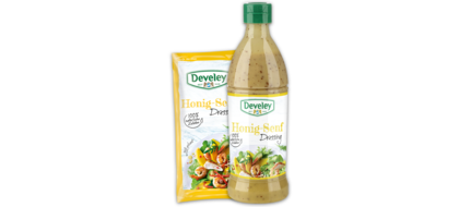 Develey Honig & Senf Dressing